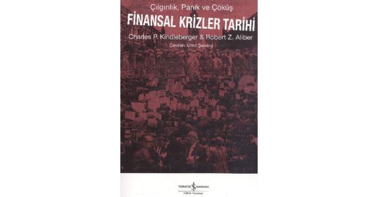 Finansal Krizler Tarihi Kitabı